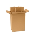caixa envio alimento vivo individual